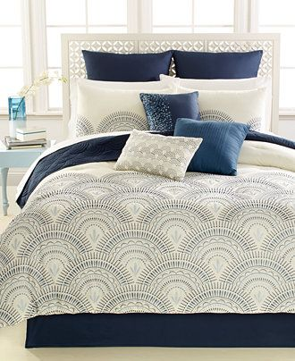Reese 10 Pc Comforter Set Bed In A Bag Bed Bath Macy S