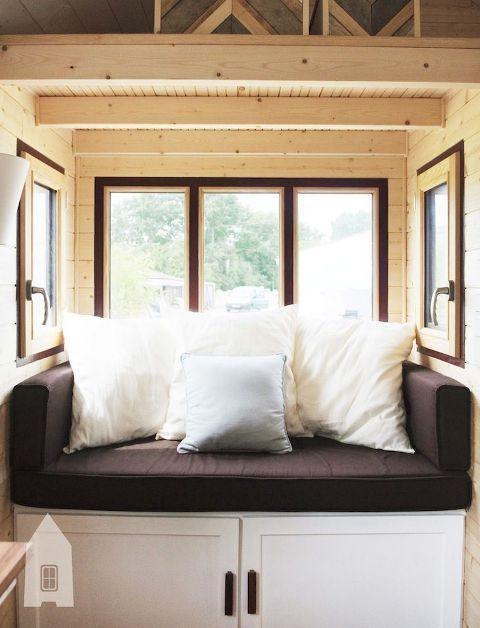 Découvrez La Tiny House Une Mini Maison Pleine De Charme