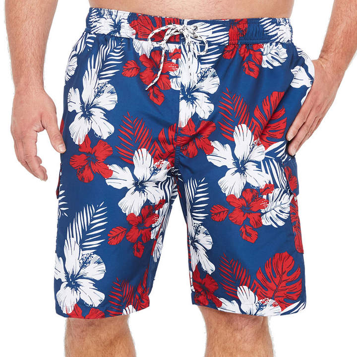 0a5378cae2c61 THE FOUNDRY SUPPLY CO. The Foundry Big & Tall Supply Co. Swim Shorts ...