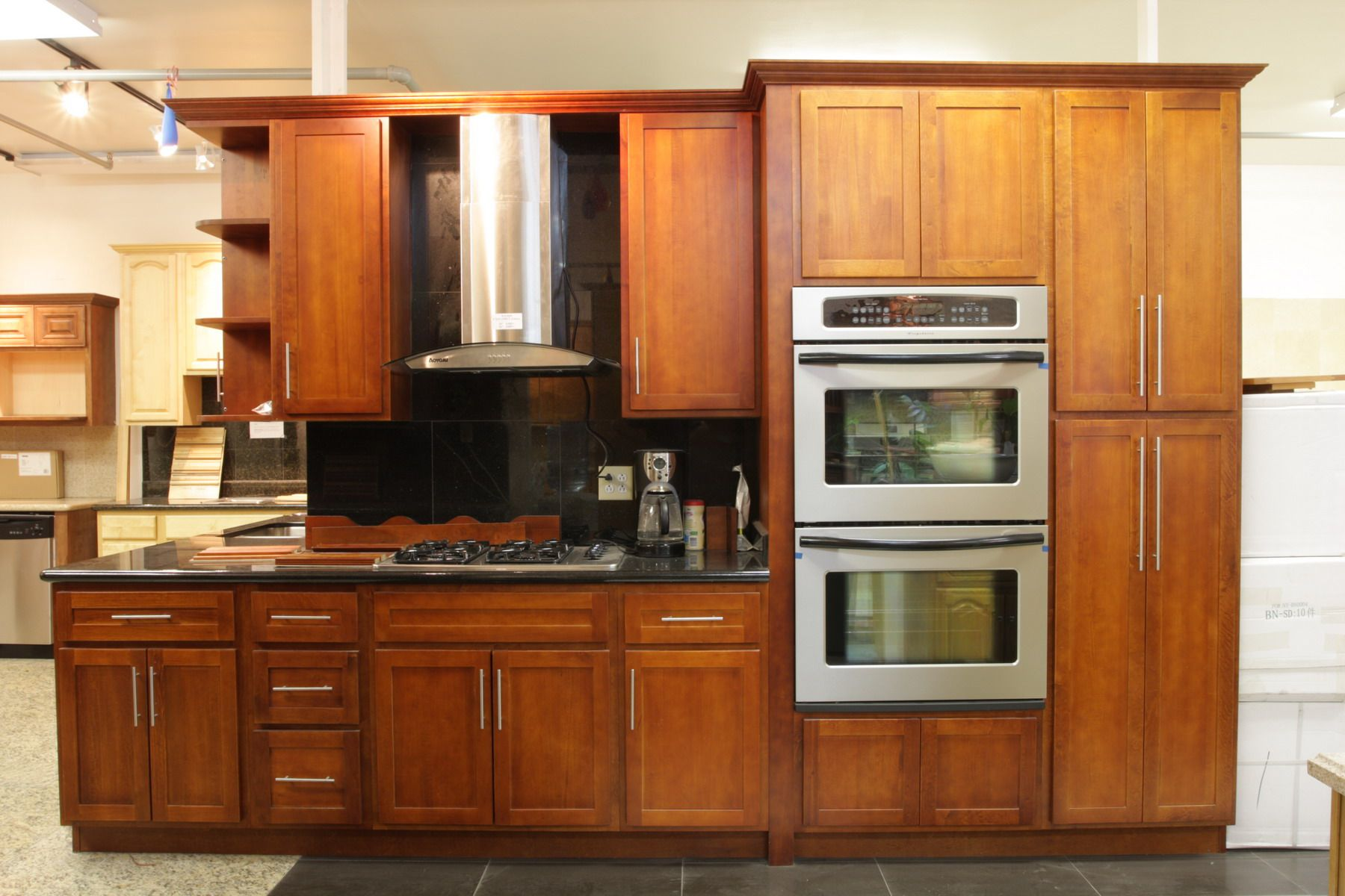 Home Depot Kitchen Google Search Modern Kitchen Kitchen Wood Cabinets