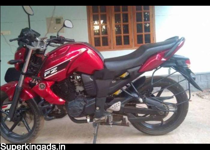 Yamaha Kottayam, Good condition 2015 model Yamaha FZ new