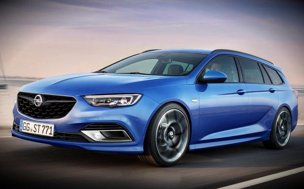 2019 Opel Insignia Opc Vauxhall Insignia Opel Car