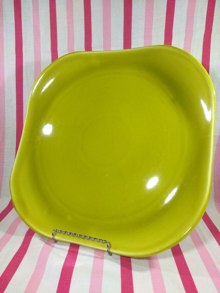 Mid Century Russel Wright STEUBENVILLE Chartreuse