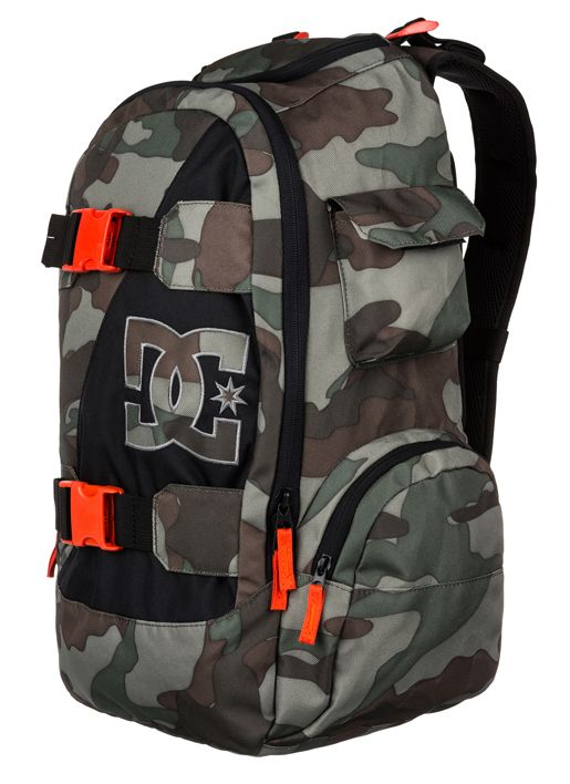 596facbce3 DC Wolfbred Backpack - Woodland Camo | Backpacks | Backpacks, Bags ...