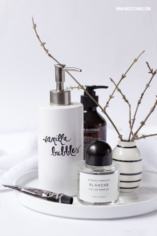 diy vanille badeschaum selber machen homemade vanilla vanilla and bath. Black Bedroom Furniture Sets. Home Design Ideas