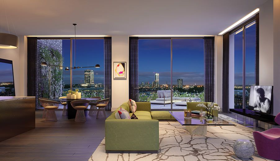 New york style luxury apartments with spectacular views - 3 bedroom apartments for sale nyc ...