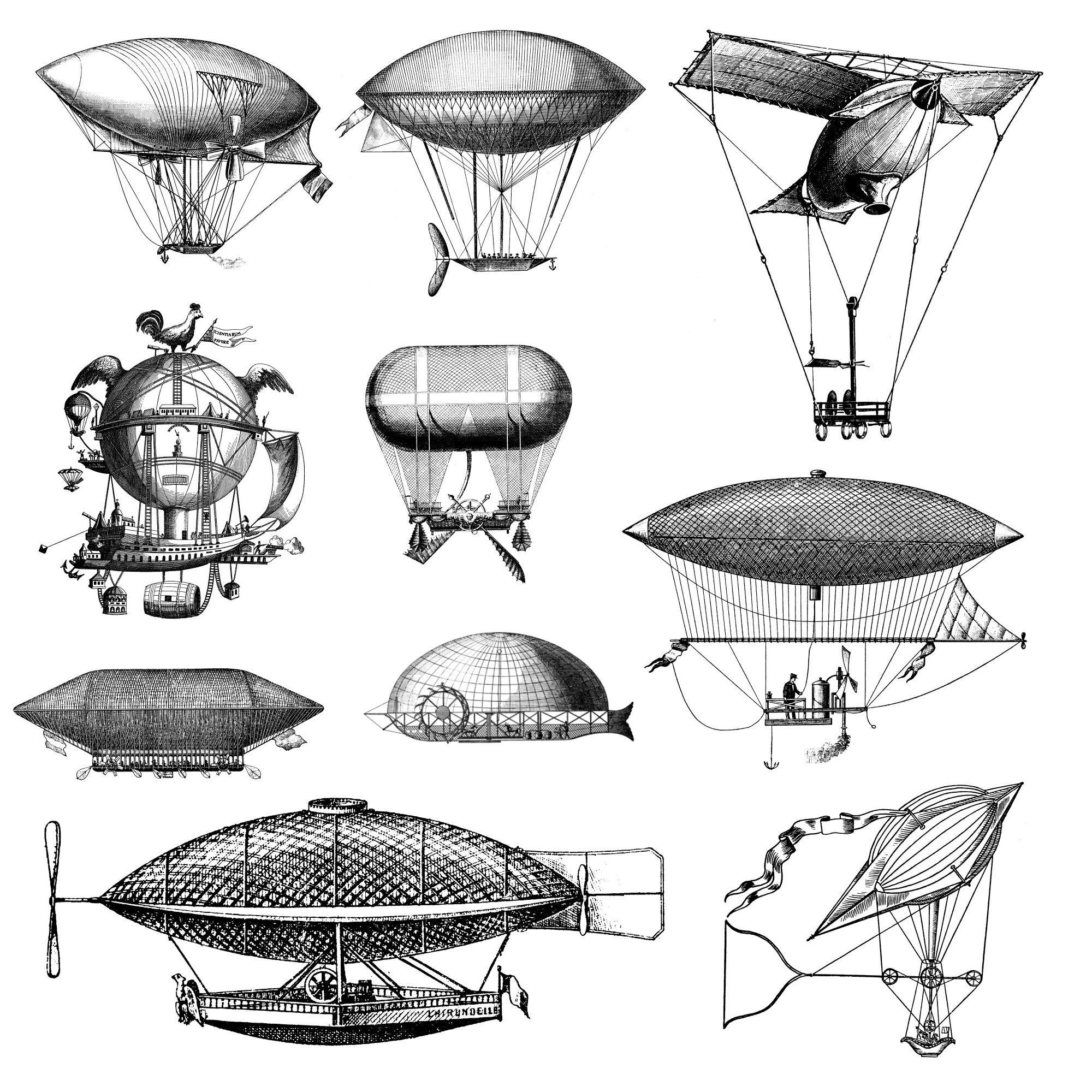 Дирижабль картинки нарисованные, открытки примером ням