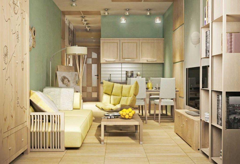 Дизайн квартиры студии фото. 50, 40, 35, 30, 25 и 20 кв. м ...