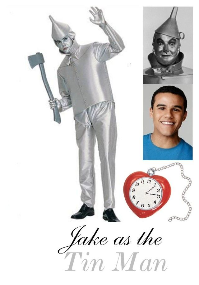 Jake as the Tin Man by samevans17 on Polyvore