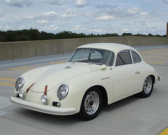 1957 Porsche 356 A Carrera GS Coupe Maintenance/restoration of old