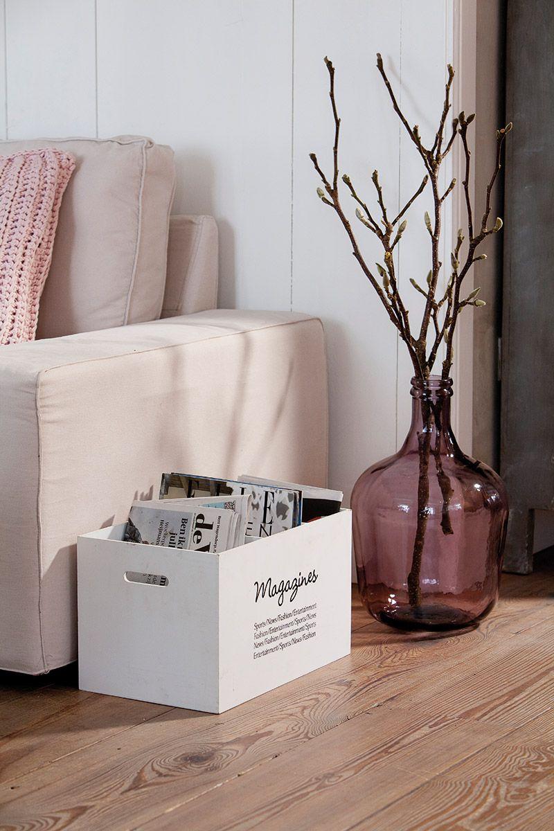 Stylen met grote vazen   live in in 2018   Pinterest   Home, Home ...