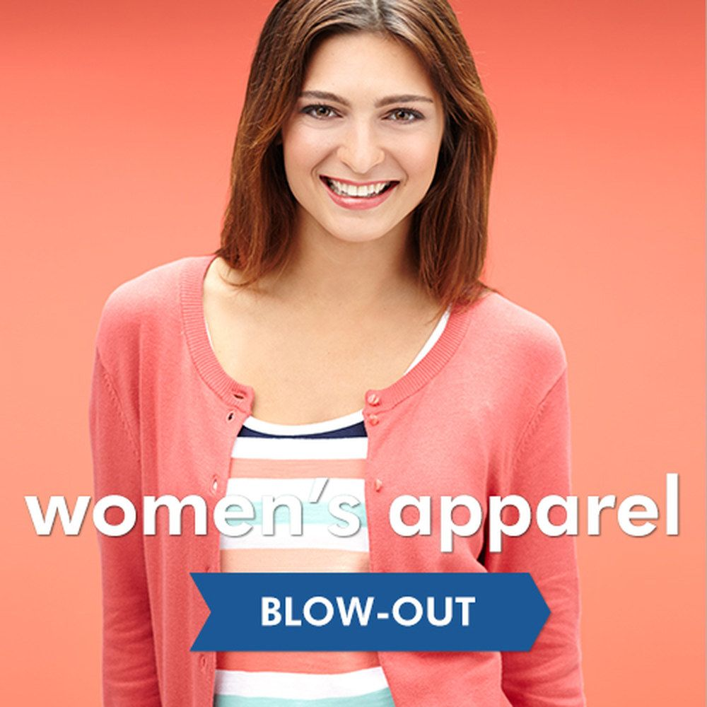 Take a look at the Blow-Out: Women's Apparel event on zulily today!