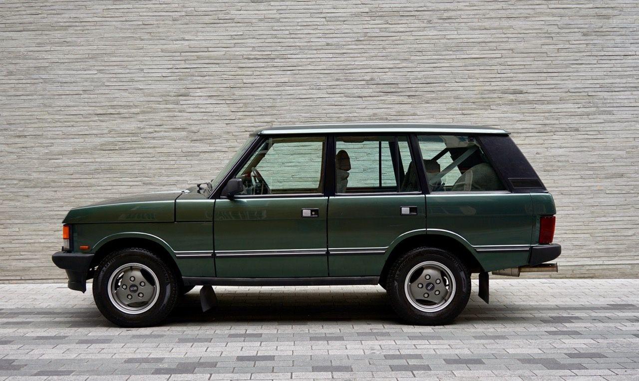 Land Rover Discovery Range Rover Classic V8 Starter Motor