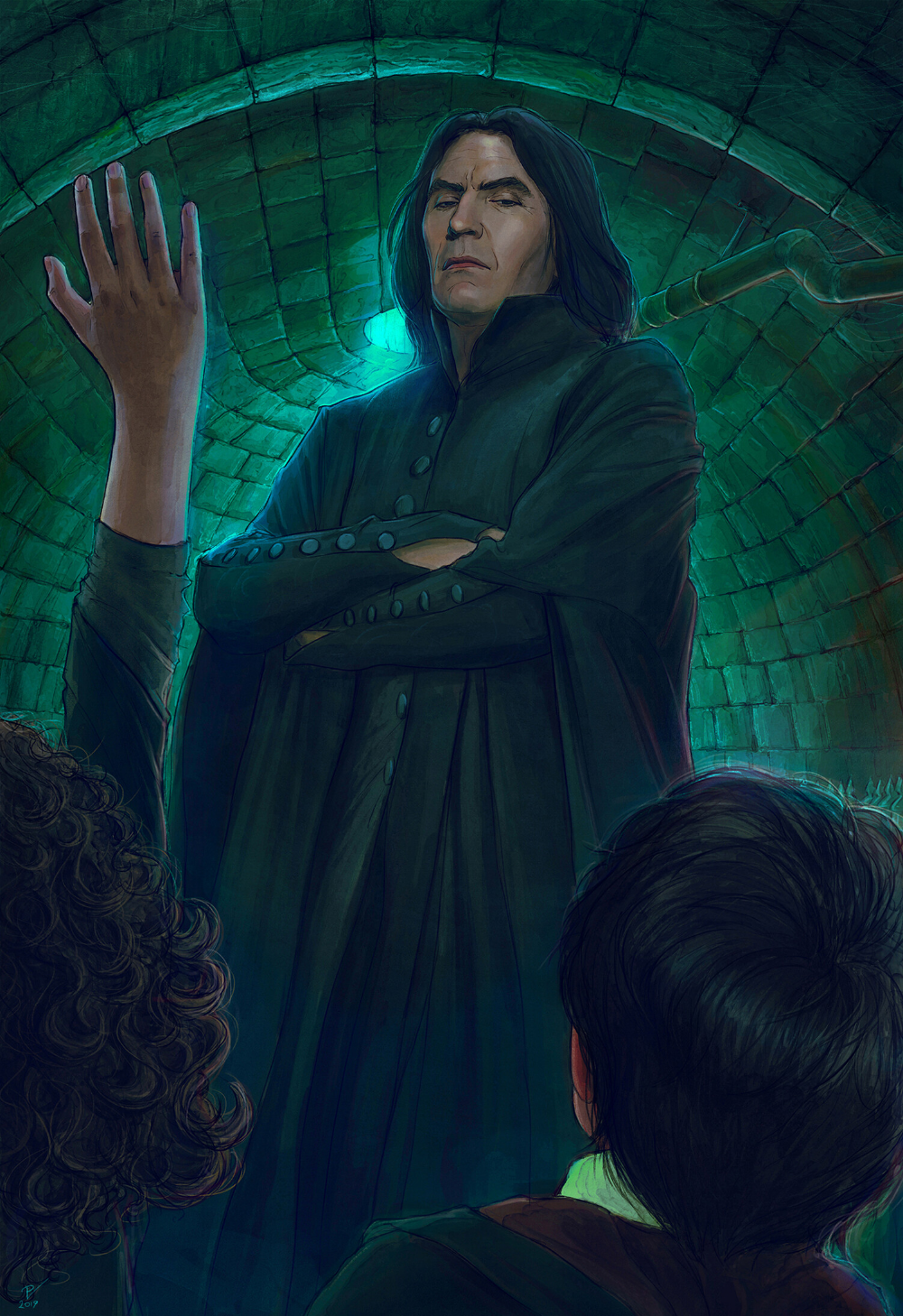 Severus Snape Image Harry Potter And The Goblet Of Fire Bluray Snape Harry Potter Harry Potter Years Severus Snape Images
