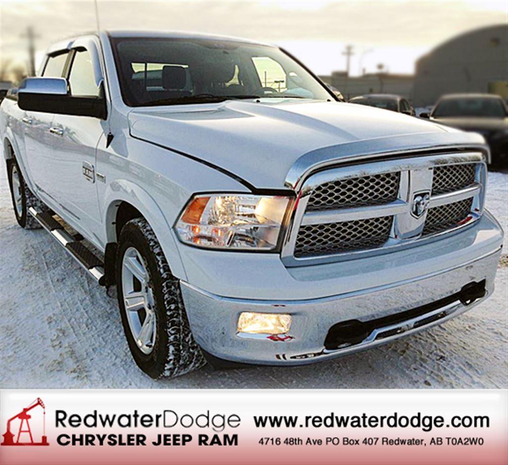 2012 Ram 1500 Laramie Longhorn white Dodge trucks ram