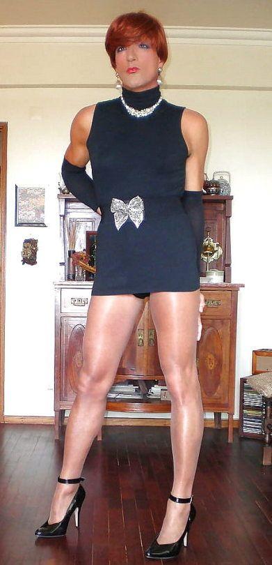 sissy boys in pantyhose