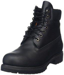 chaussure timberland homme cuir noir