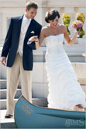Summer Wedding Season is Coming! Tuxedo Ideas and Tips for ...