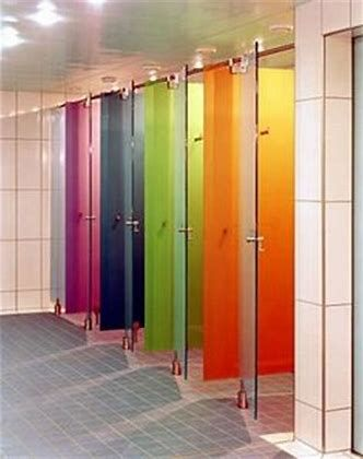 Image Result For Painted Elementary School Bathroom Stalls SFCA Unique Bathroom Partions Painting