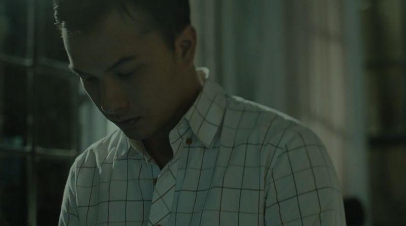 Ada Apa Dengan Cinta (2014) Minidrama LINE | Mens tops, Button down shirt, Men casual