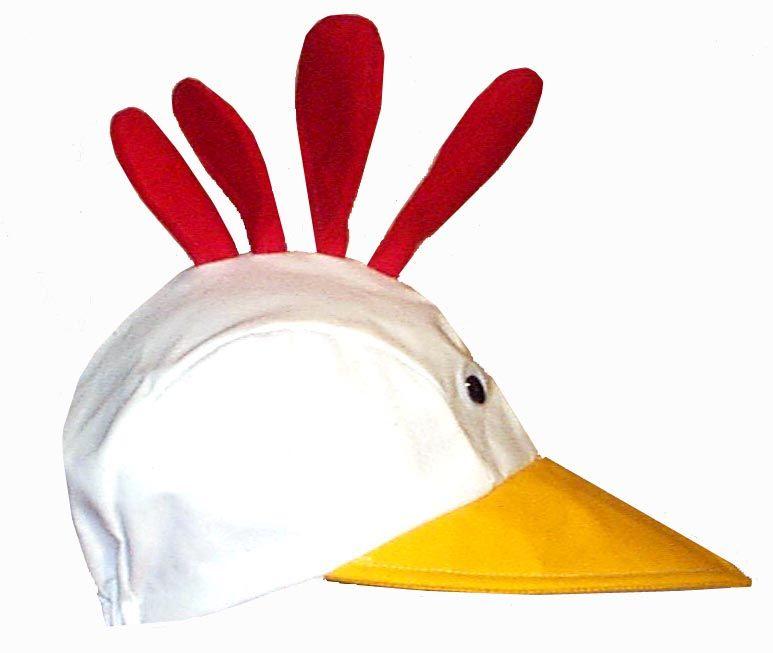 Chicken Style Bird Cap Novelty Animal Hat - WE Hats  4575c3372cf8