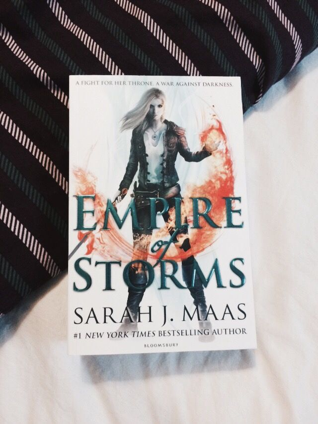 Author: Sarah J. Maas Publisher: Bloomsbury Publishing PLC Pages: 639 Rating: 5/5 [goodreads description] The long path to the throne has only just begun for Aelin Galathynius. Loyalties have been …