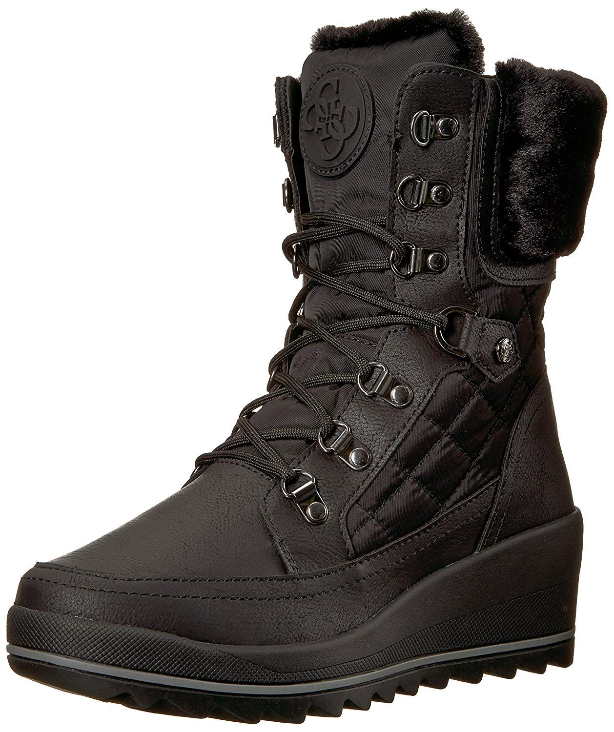 8341753a346 GUESS Women's Leland Mid Calf Boot, ** Many thanks for having viewed ...