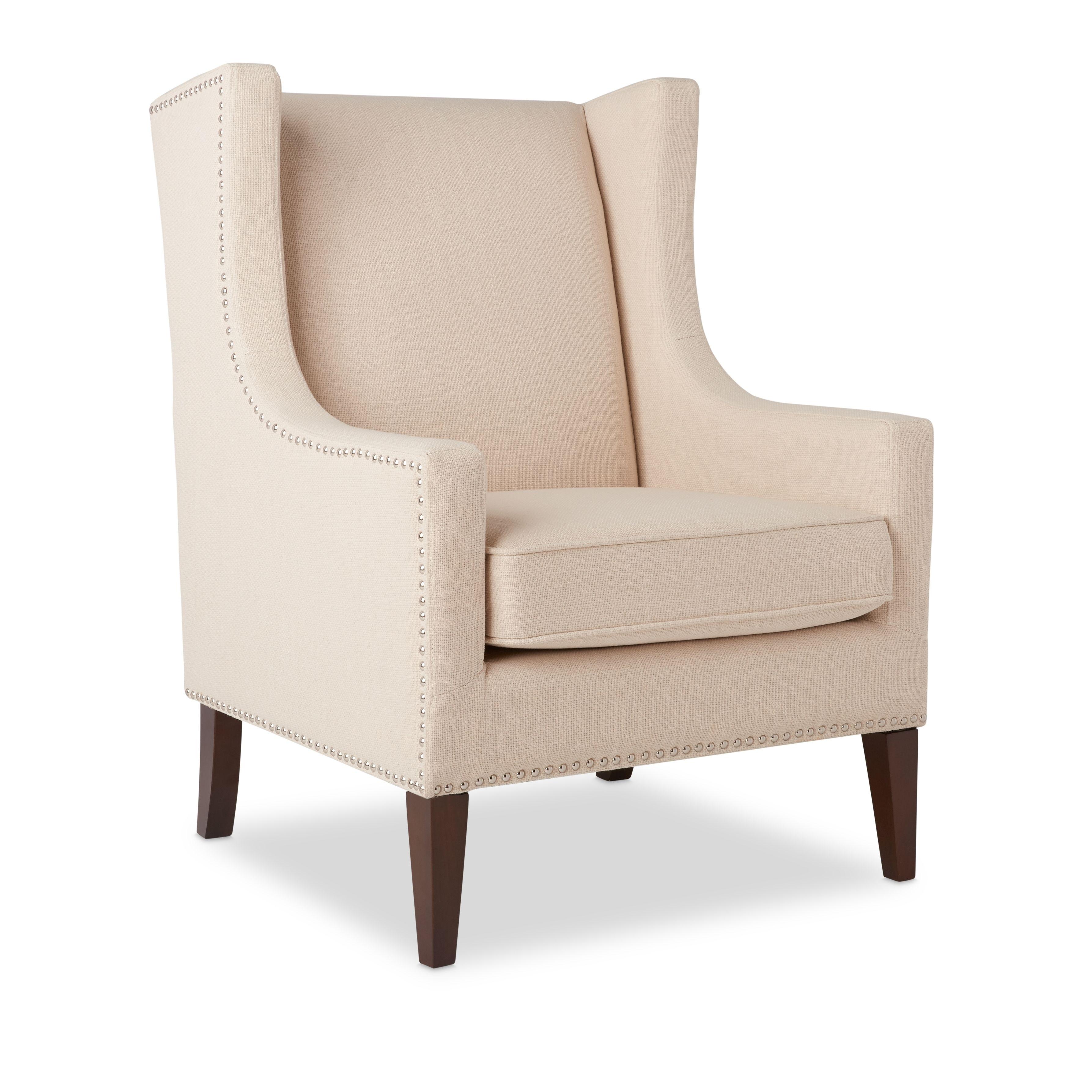 Wingback Stuhl Kissen Top Couchtisch Traditionellen Wingback Chair