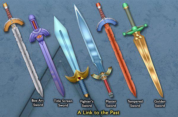 legend of zelda link sword by BLUEamnesiac 3   Legend of