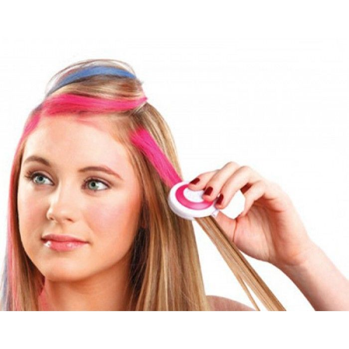 Hot Huez Hair Chalk Is The Hot New Hair Crazy That Allows You To