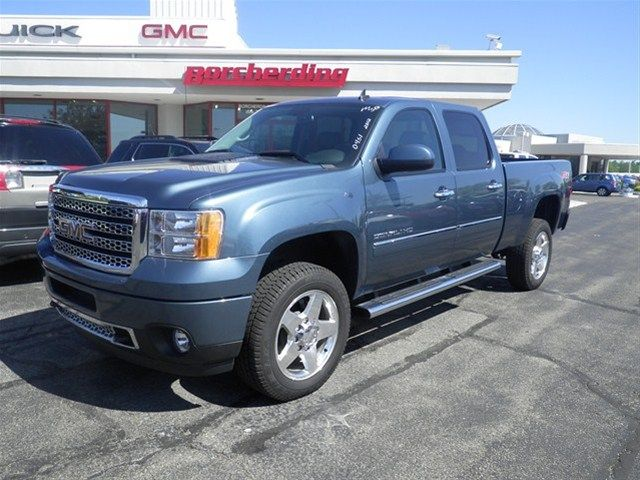2012 Gmc Sierra Hd Denali Now This Is A Work Truck In Style