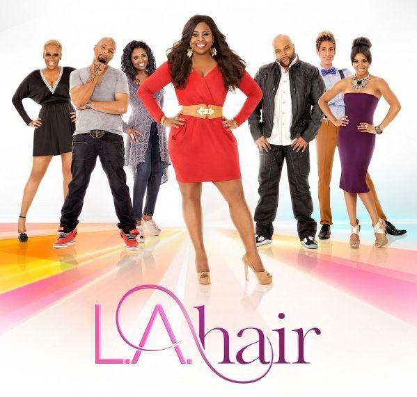 Kimble Hair Salon Los Angeles: Kim Kimble Dishes On L.A. Hair & Gives Hair Tips