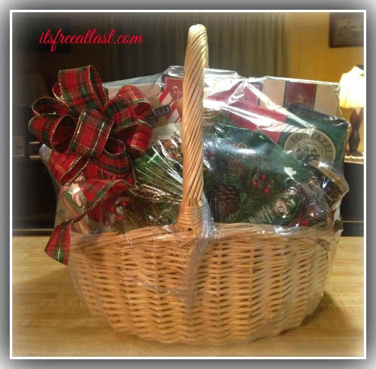 Gifts A Go Go Home For The Holidays Gift Basket Review Its