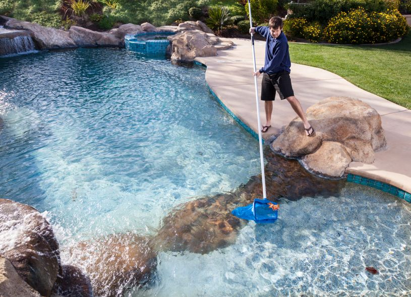 Pin by Olivia Grey on Home Improvements | Pool cleaning service ...