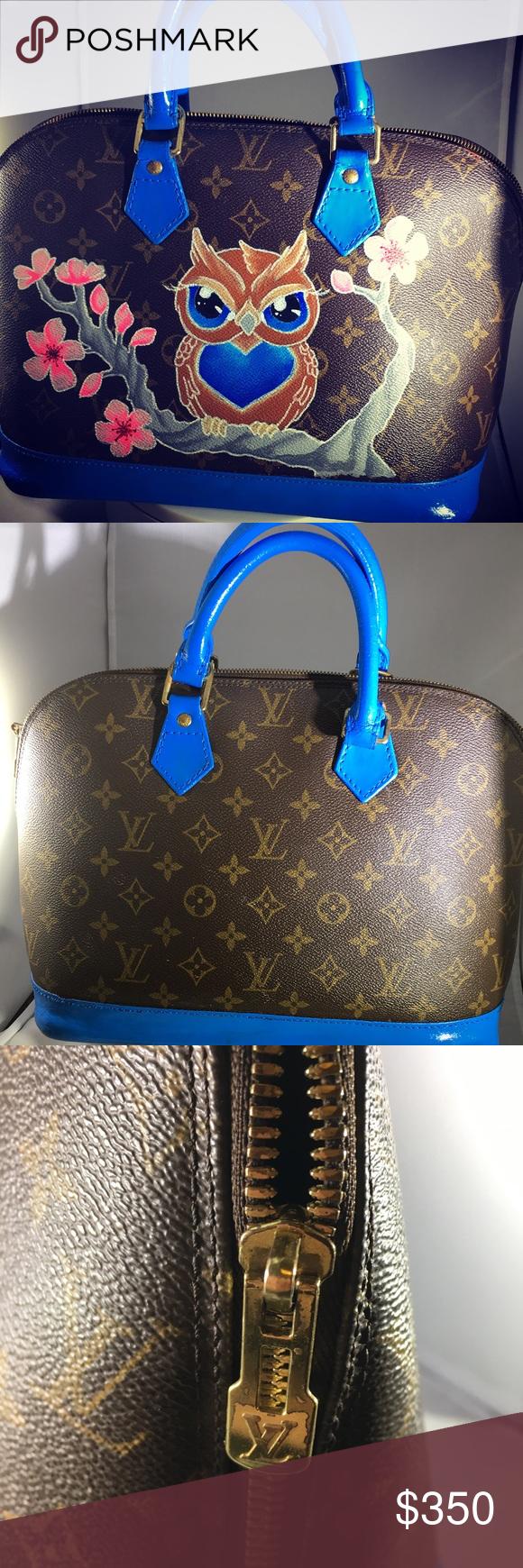 🔥NO TRADE!!!!!🔥 Louis Vuitton Montaigne mm size b3693085d6