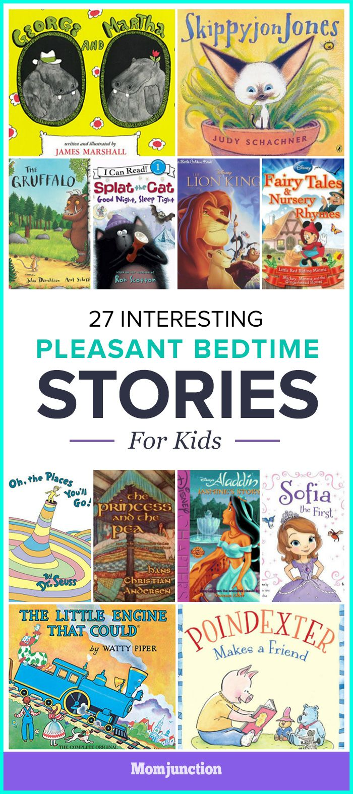 27 Clic And Funny Bedtime Stories For Kids