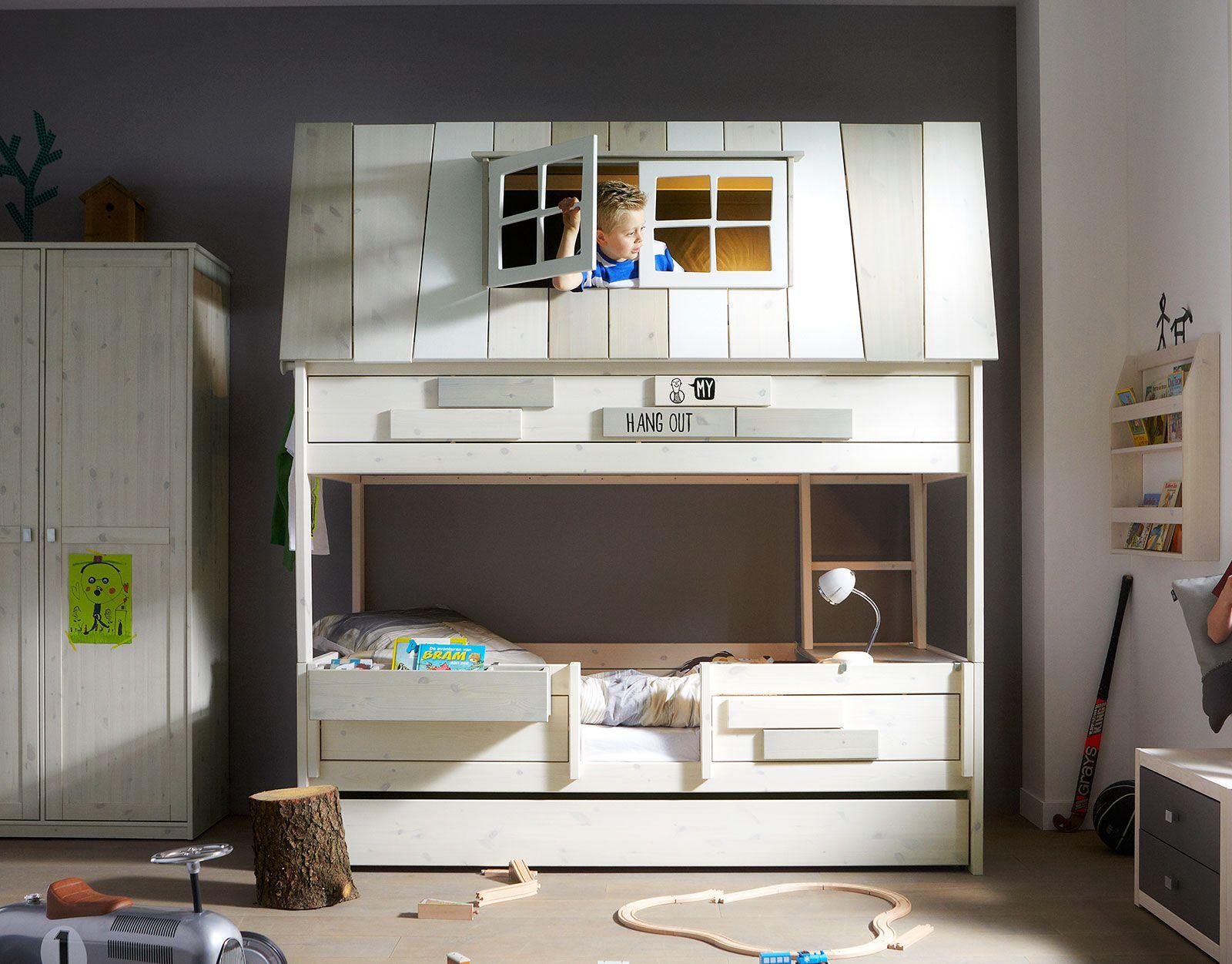 Abenteuer Etagenbett : Moderne etagenbetten für mehr platz im kinderzimmer