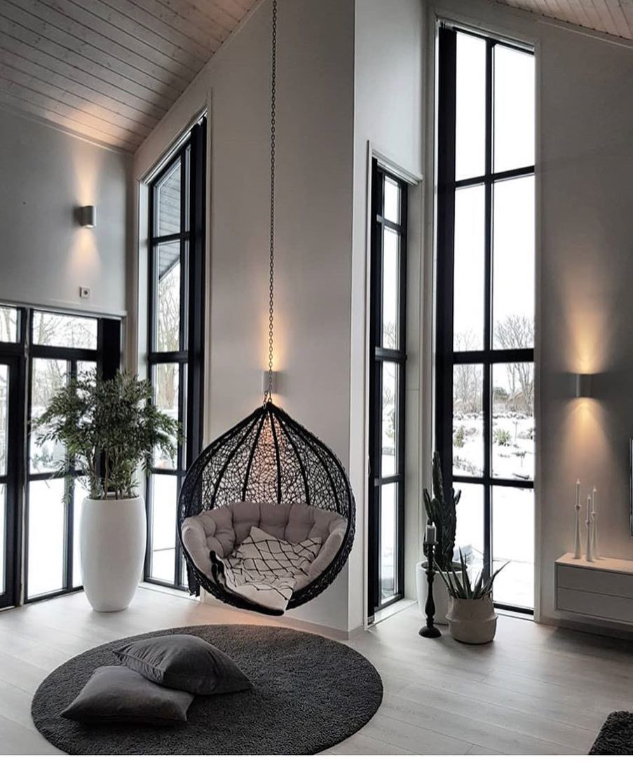 Home Decor Inspiration Sur Instagram Black And White: Modern & Design (@white.interior) Sur