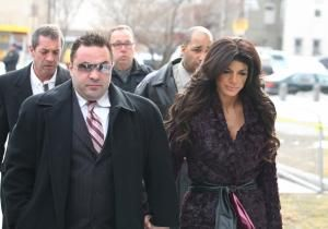 "Things just turned a little too real for Teresa and Joe Giudice. The notorious couple, stars of the ""Real Housewives of New Jersey,"" pleaded guilty Tuesday to fraud charges that could land both behind bars — and lead to husband Joe Giudice's deportation."