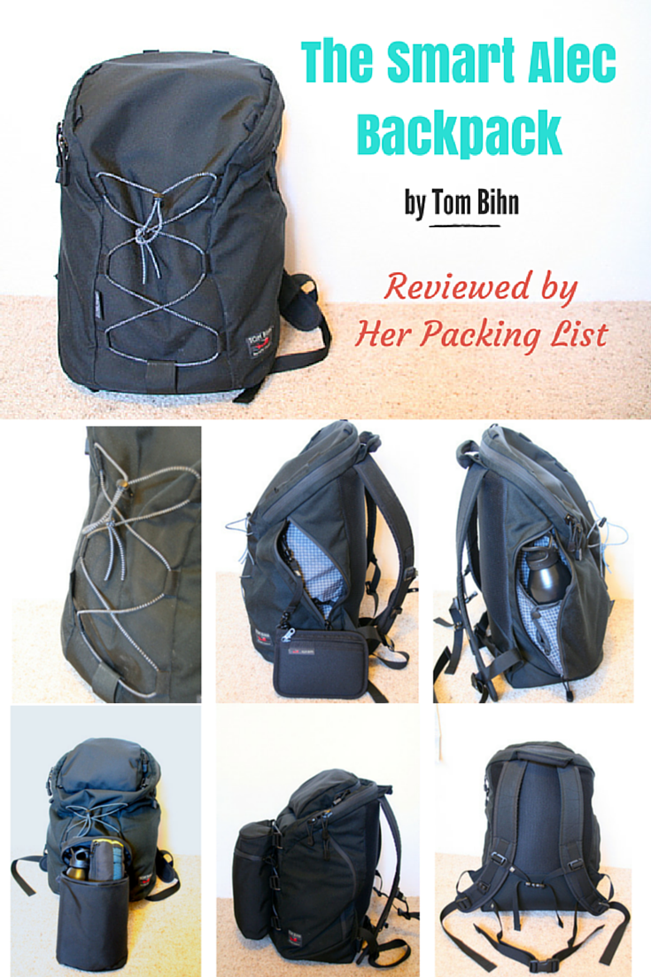 1f83b50db378 The Tom Bihn Smart Alec Backpack Review