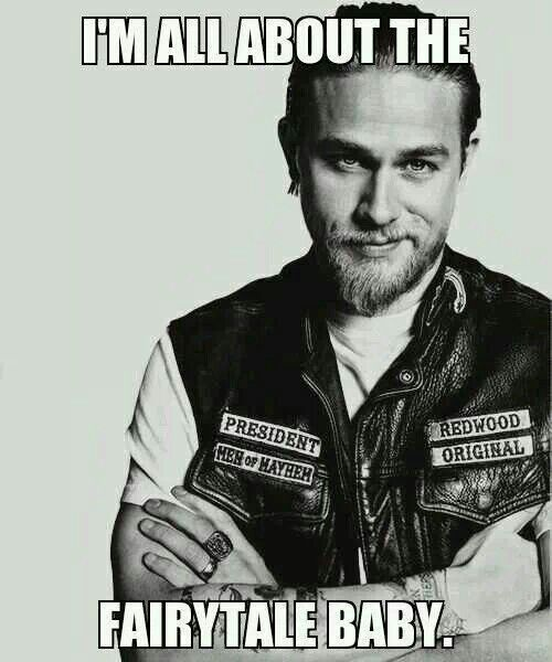 Heck yeah you are, Charlie. ;)