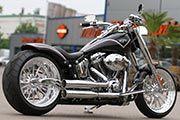 Spoke Boy - Thunderbike Fat Boy Umbau