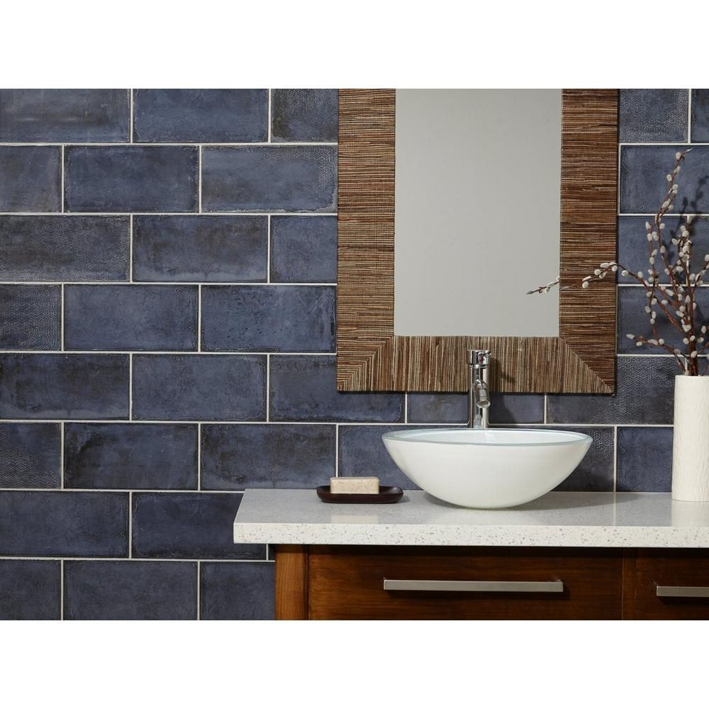Esenzia note ceramic tile wall tiles walls and floor decor esenzia note ceramic tile 6 x 12 100410984 dailygadgetfo Images