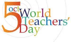 World Teachers Day Bing Images World Teacher Day World Teachers Essay On Teachers Day