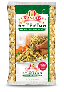 Arnold® Buns, Rolls & Specialties | Herb Seasoned Stuffing