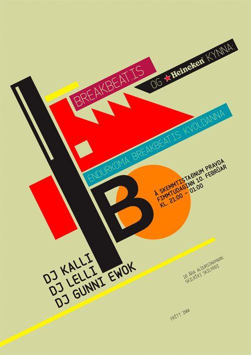 100 Best Typographic Poster Design For Inspiration Typographic