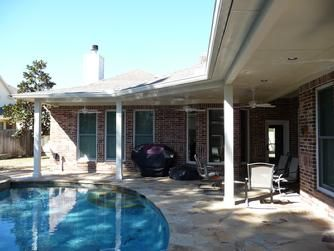 Charming Houston Outdoor Living, Patio, Odd Shaped Patios,