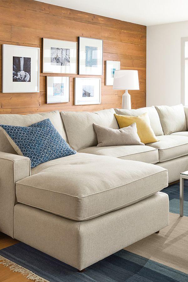 York Sectional Modern Sectionals Modern Living Room Furniture
