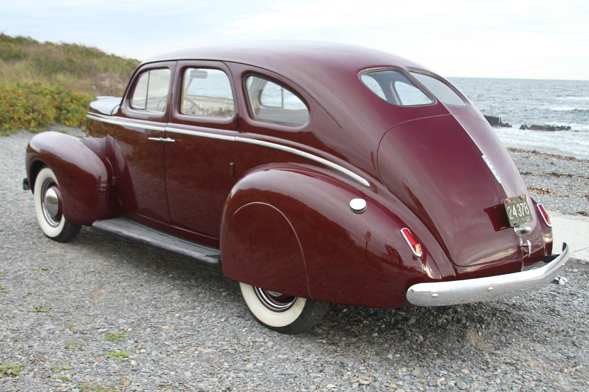 Best 1939 Nash Lafayette Bed In Car For Sale Hemmings Motor 640 x 480