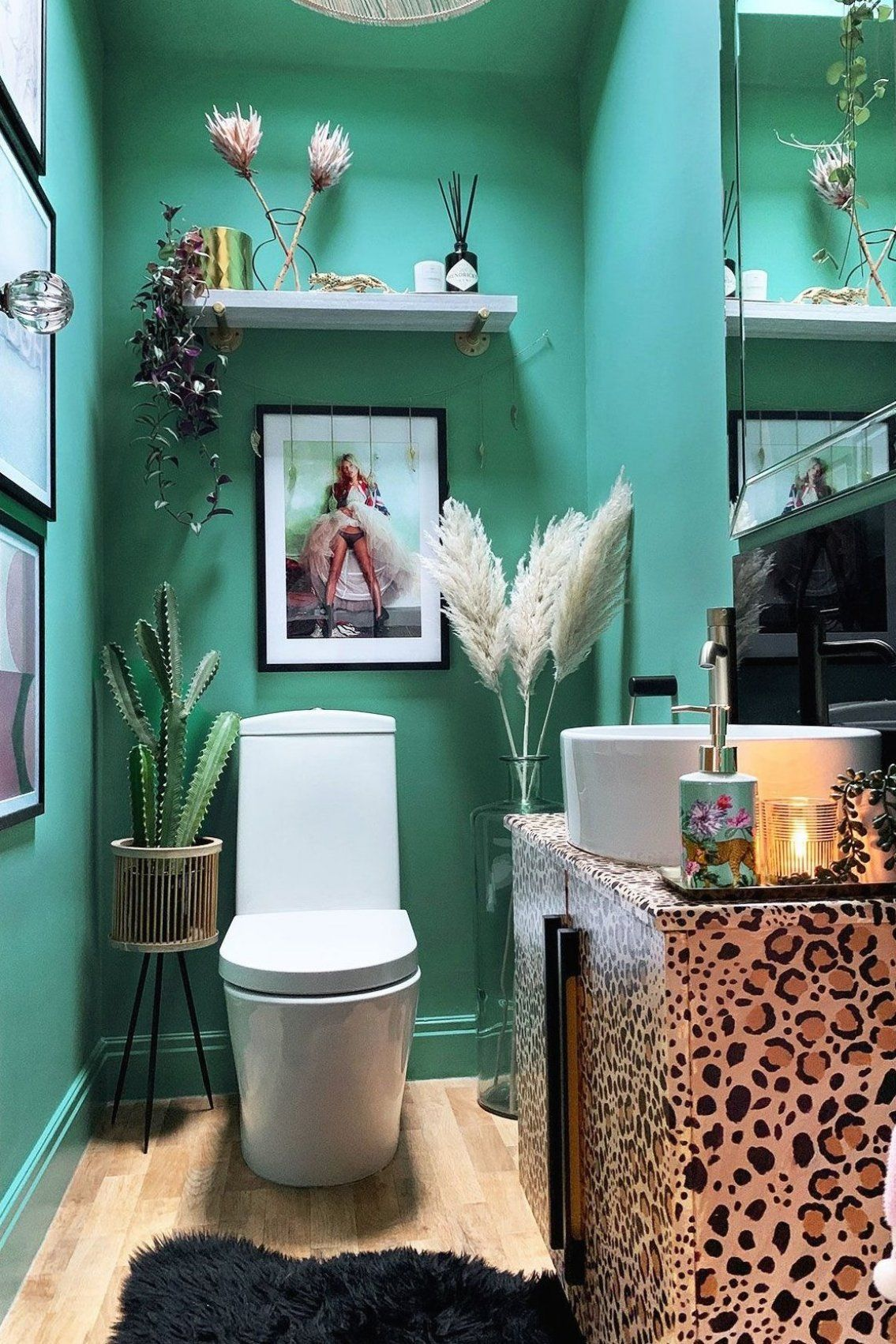 25+ Quirky bathroom wall cabinets inspiration